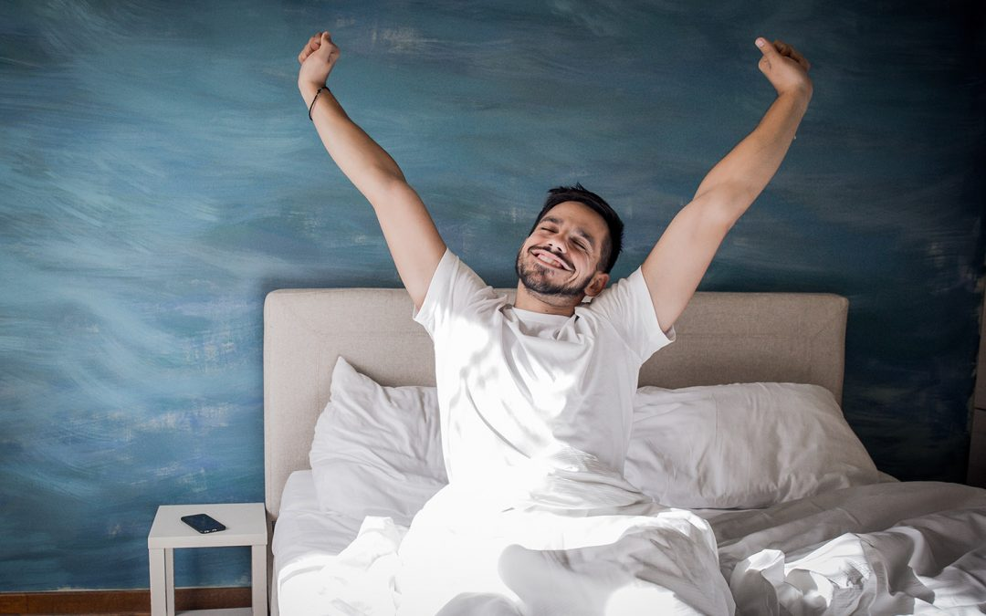 5 Things to Help You Jump Out of Bed in the Morning
